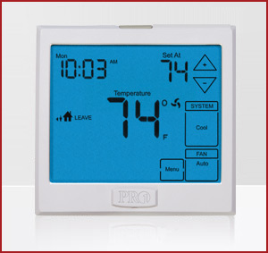 image of T601 Thermostat
